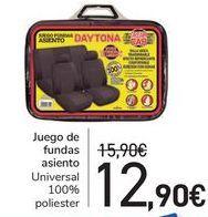 Oferta de Juego de fundas asiento  por 12,9€