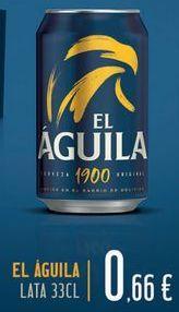 Oferta de EL ÁGUILA  por 0,66€
