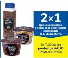 Oferta de En TODOS los productos VALIO Profeet Protein por