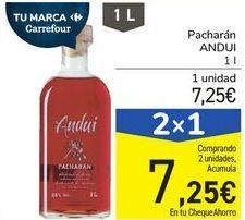 Oferta de Pacharán ANDUI por 7,25€