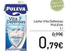 Oferta de Leche Vita Defensa PULEVA  por 0,79€