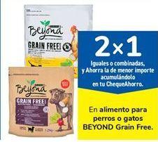 Oferta de En alimento para perros o gatos BEYOND Grain Free por