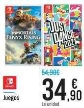 Oferta de Juegos  por 34,9€