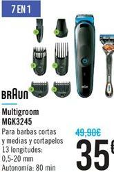 Oferta de Multigroom MGK3245 por 35€