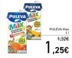Oferta de PULEVA Max  por 1,25€