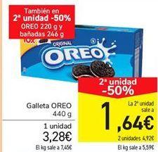 Oferta de Galleta Oreo  por 3,28€
