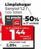 Oferta de Limpiahogar Sanytol por 2,89€