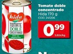 Oferta de Tomate concentrado Hida por 0,99€