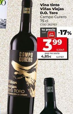Oferta de Vino tinto por 4,85€