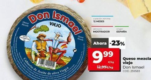 Oferta de Queso mezcla por 9,99€