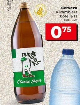 Oferta de Cerveza Dia por 0,75€