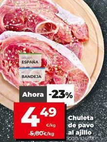 Oferta de Lionesas por 4,49€