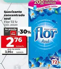Oferta de Suavizante Flor por 2,76€