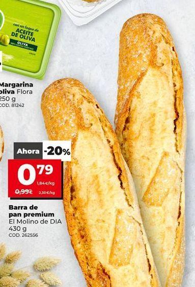 Oferta de Barra de pan por 0,79€