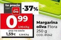 Oferta de Margarina Flora por 1,59€