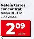 Oferta de Limpiadores Asevi por 2,09€