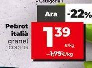 Oferta de Pimientos Granell por 1,39€