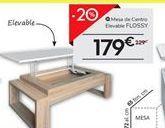 Oferta de Mesa de centro Elevable Flossy por 179€