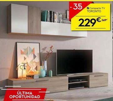 Oferta de Compacto tv Toronto  por 229€