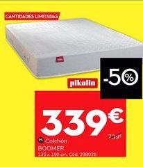 Oferta de Colchones boomer Pikolin por 339€