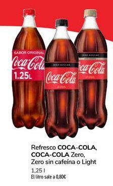 Oferta de Coca-Cola Coca-Cola por 1€