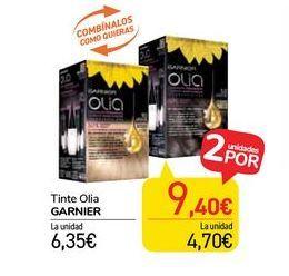 Oferta de Tinte de pelo Garnier por 6,35€