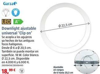 Oferta de Downlight por 18,99€