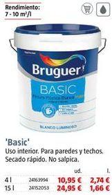 Oferta de Pintura Bruguer por 2,74€