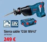 Oferta de Sierra por 249€