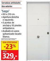 Oferta de Puertas por 329€