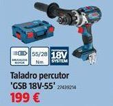 Oferta de Taladro percutor por 199€