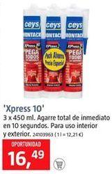 Oferta de Adhesivos ceys por 16,49€
