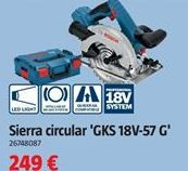 Oferta de Sierra circular por 249€