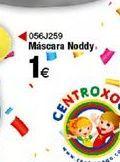 Oferta de Máscaras Noddy por 1€