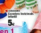 Oferta de Cazadora Invizimals infantil  por 5€
