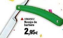 Oferta de Navajas de barbero  por 2,95€