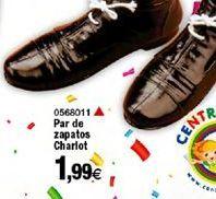 Oferta de Par  de zapatos Charlot  por 1,99€