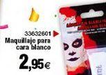 Oferta de Maquillaje para cara blanco  por 2,95€
