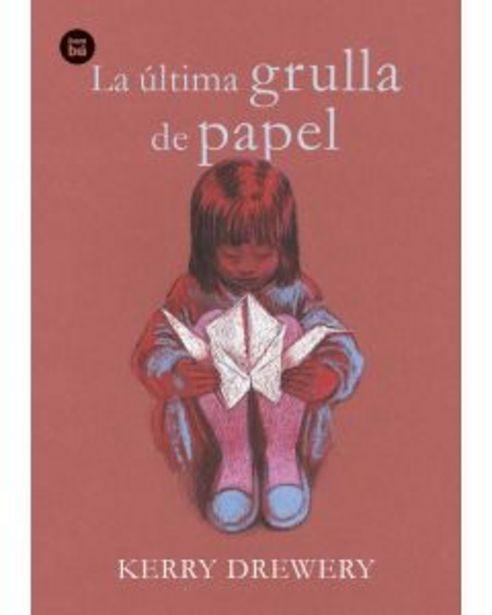 Oferta de La última grulla de papel por 11,9€