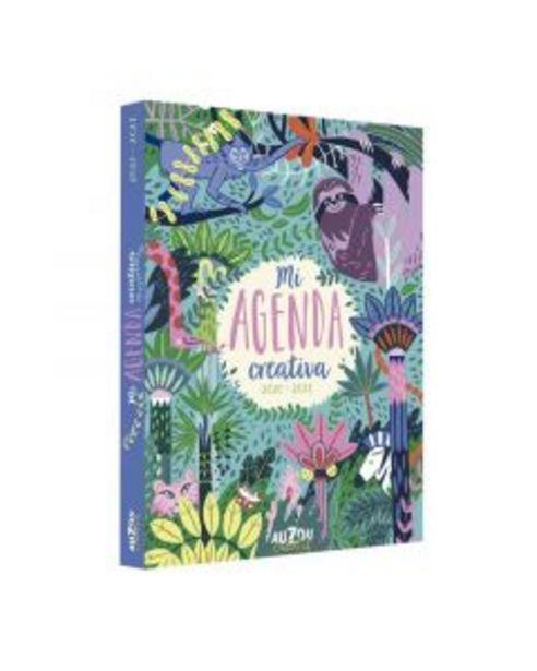 Oferta de Mi Agenda tropical Creativa 2020/2021 por 9,95€