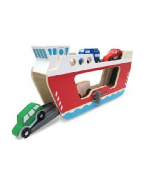 Oferta de Barco ferry vehículos de madera por 32,95€