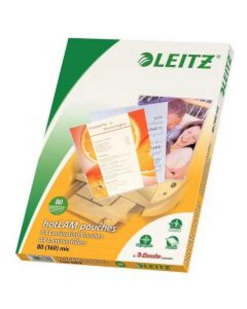 Oferta de Repuesto plastificadora caliente 80 micras por 15,45€