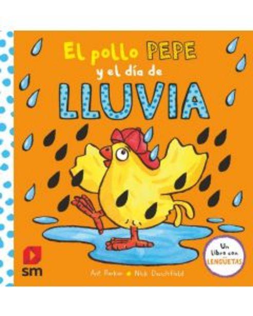 Oferta de El pollo Pepe y el día de lluvia por 10,95€