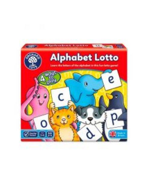 Oferta de Alphabet Lotto por 15,95€