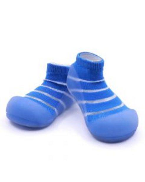Oferta de Zapatillas Attipas See through azul (talla 20) por 25,95€