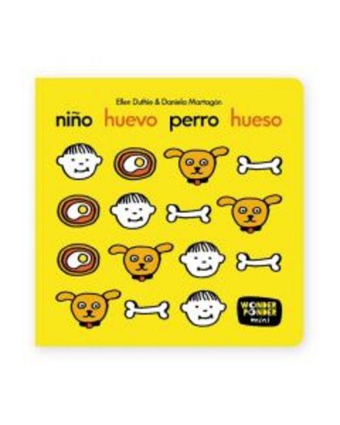 Oferta de Niño, huevo, perro, hueso por 10,95€
