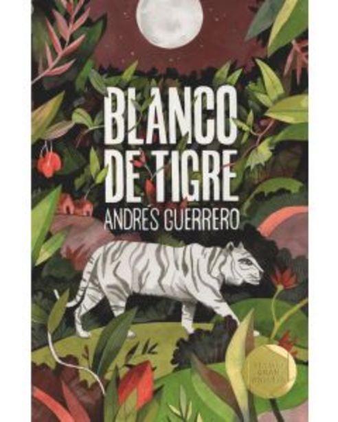 Oferta de Blanco de tigre por 11,95€