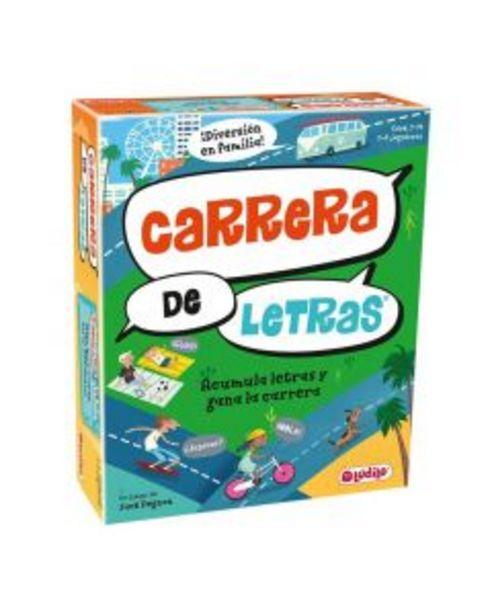 Oferta de Carrera de letras juego de mesa por 28,5€