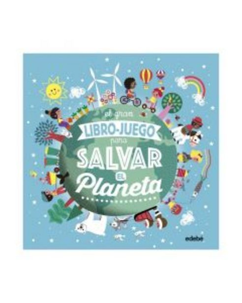 Oferta de El Gran Libro-juego para salvar el planeta por 18,5€