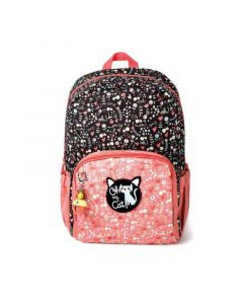 Oferta de Mochila doble compartimento Oh my Cat por 17€